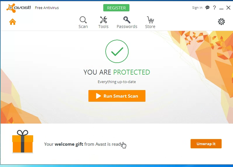 Avast Antivirus 2017 Free Download