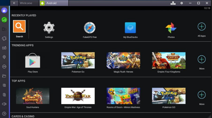 Download BlueStacks App Player 2.5.97.6355