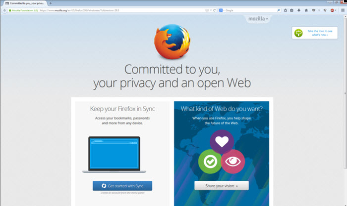 Download Mozilla Firefox 2017 Offline Installer