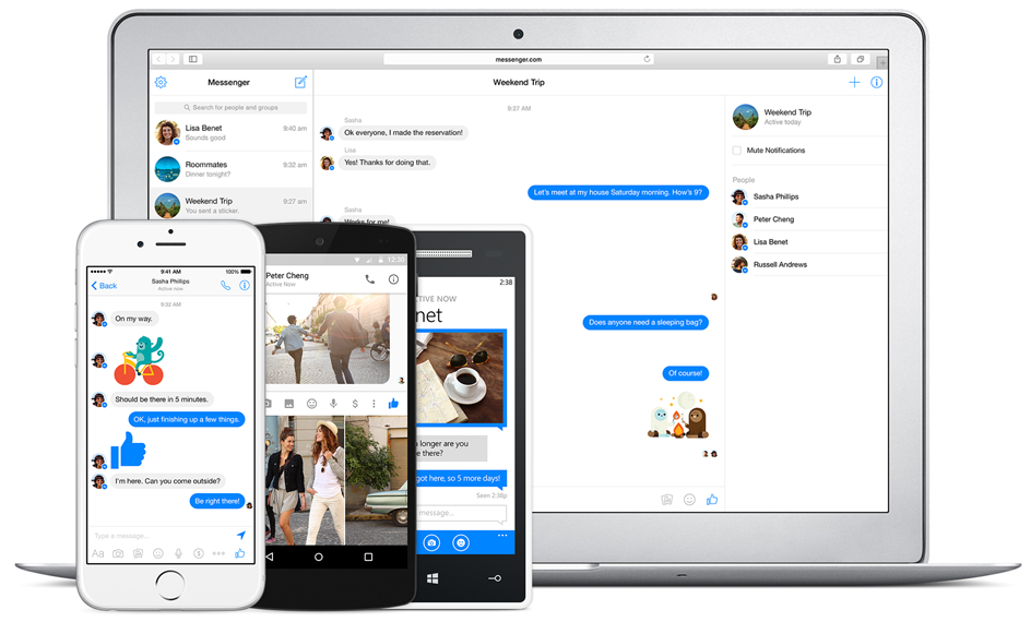 Download Facebook Messenger 2017 Latest Version