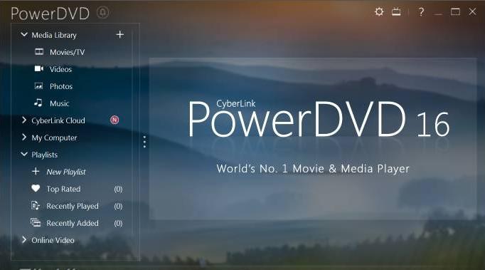 CyberLink PowerDVD Ultra 16 Free Download 2017