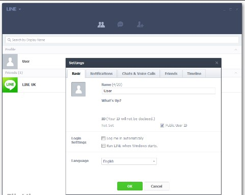 Download LINE 4.12.0.1362 for PC