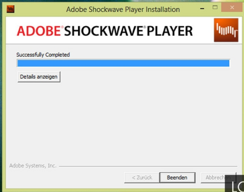 Download Shockwave Player