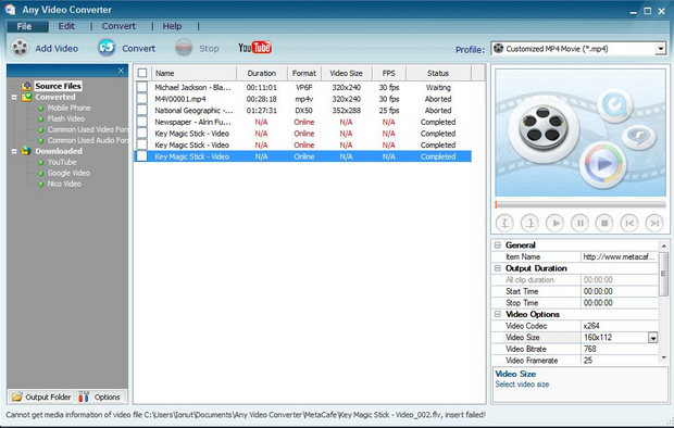 Any Video Converter Download Latest Version
